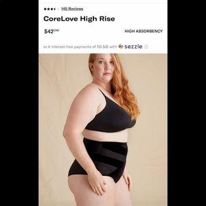 Knix CoreLove Highrise Leakproof Underwear